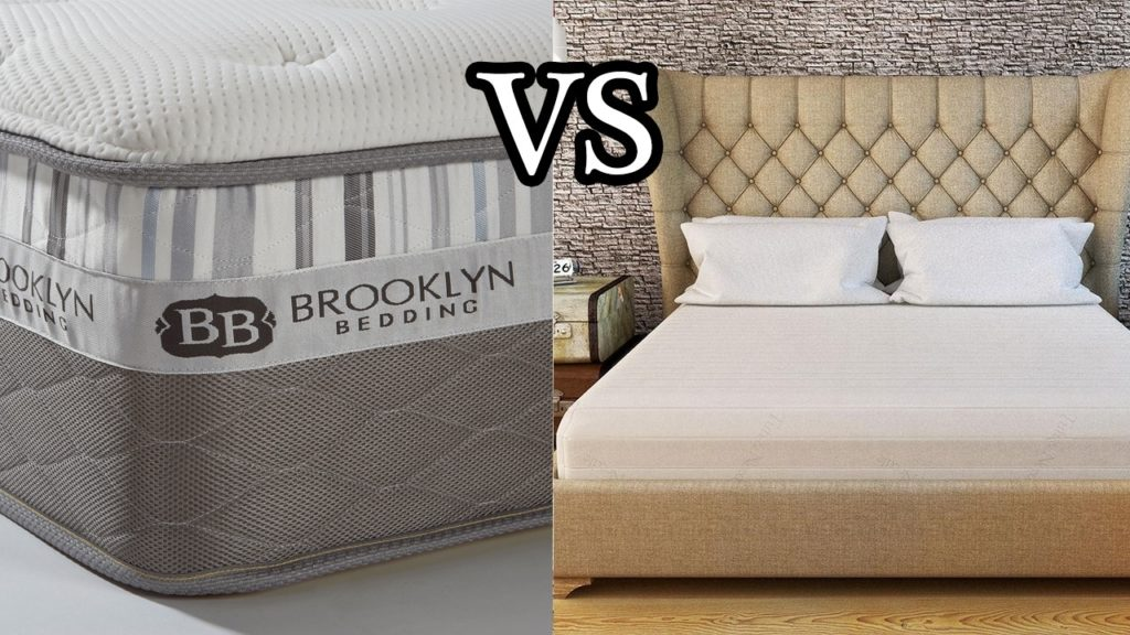 brooklyn bedding vs tuft and needle
