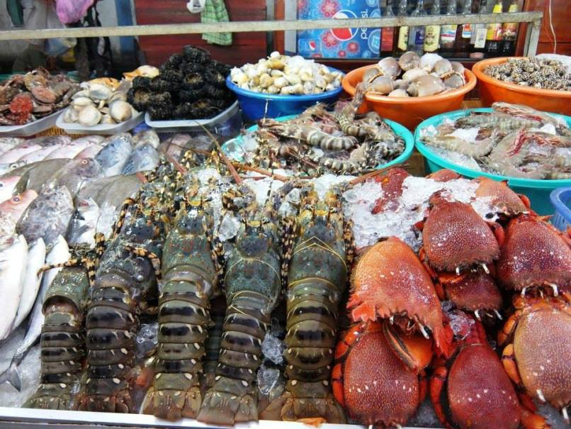 TOP 9 BEST SEAFOOD DISHES IN DANANG